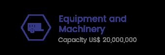 Equipment and Machinery